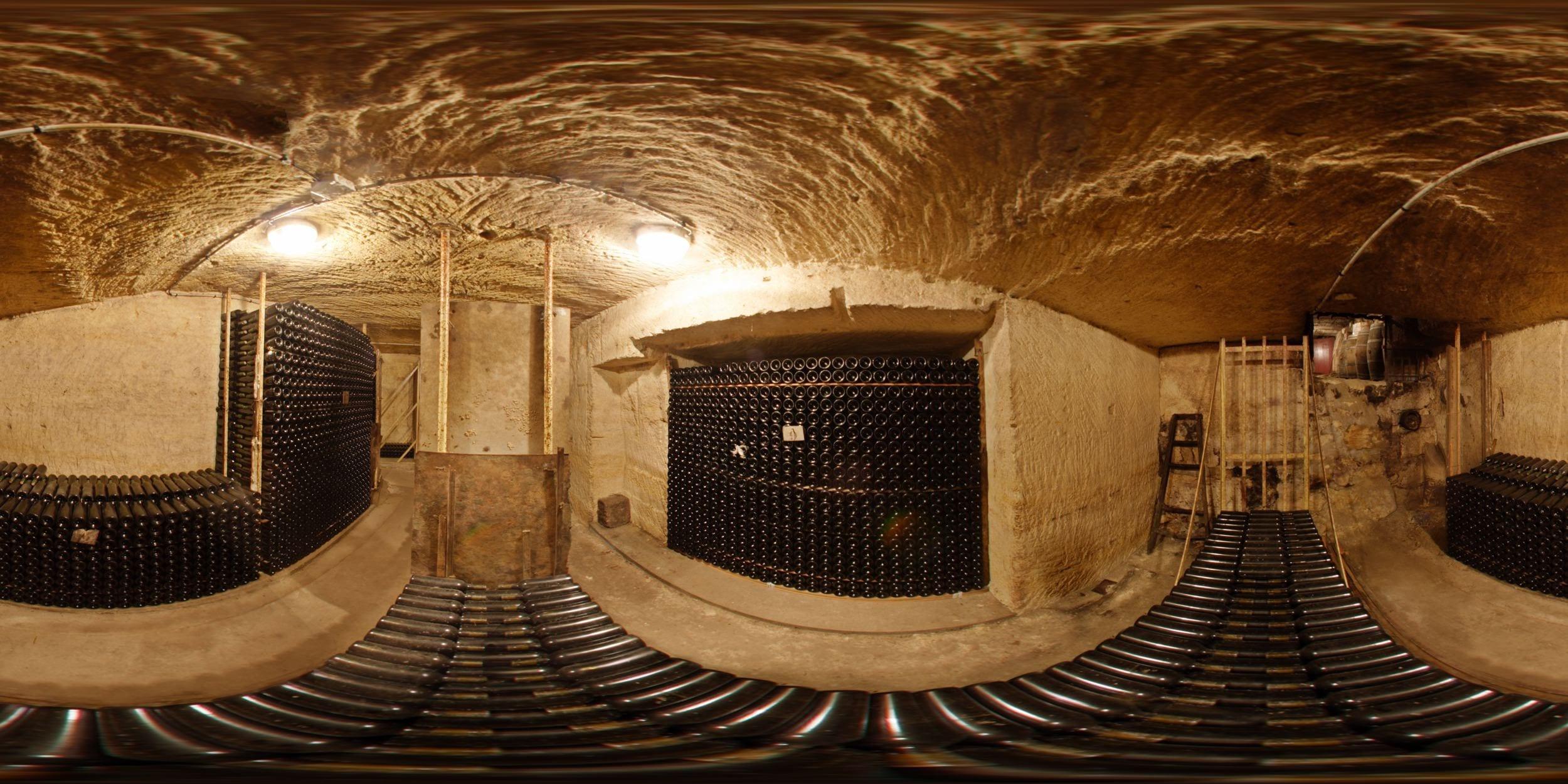 Cave du château Franc-Patarabet Saint-Emilion Grand Cru